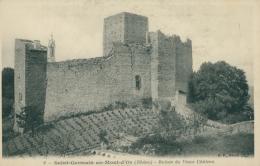 69 SAINT GERMAIN AU MONT D'OR / Ruines Du Vieux Château / - France