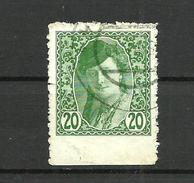 Yugoslavia Newspaper St.1919 Canc(0) - Zeitungsmarken