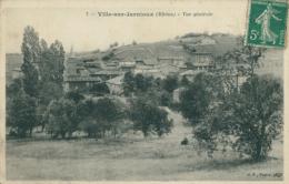 69 VILLE SUR JARNIOUX / Vue Générale / - France