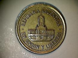 Argentine 25 Centavos 1993 - Argentine