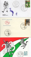 1994/95  JUVENTUS CAMPIONE + 1995/96  CAMPIONE D'EUROPA + INTERCONTINENTALE - F.D.C.