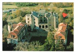 12798-LE-63-L´Auvergne Pittoresque--Château De CHAZERON - Altri Comuni