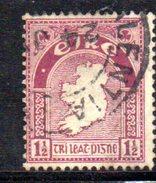 T1727 - IRLANDA 1922 , Cat. Unificato N . 42 Usato . - 1922-37 Stato Libero D'Irlanda