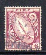 T1729 - IRLANDA 1922 , Cat. Unificato N . 48 Usato . - 1922-37 Irish Free State
