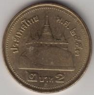 @Y@  Thailand 2  Bath    ( 5007 ) - Thailand