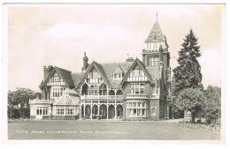 RB 1133 - 1959 - 2 Postcards Cerne Abbas Convalescent Home Bournemouth Dorset Ex Hampshire - Bournemouth (until 1972)