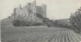 Lozere : St Chely D'Apcher, Environs, Ruines Du Chateau De La Garde - Saint Chely D'Apcher