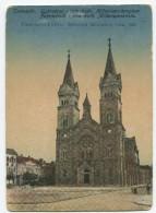 Timisoara - Millenium Roman Catholic Church - Roemenië