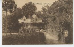 CHARETTE - CHAMPBEGON - France