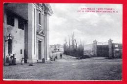 Roma. Via Appia .Chiesa Di Santa Maria In Palmis. ( Dove S. Pietro Incontrò Nostro Signore: Domine Quo Vadis ?) 1909 - Chiese