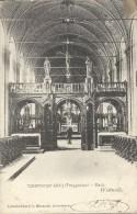 Westmalle.  -   Cistercienzer Abdij  ( Trappisten. )   Kerk  -  1902   Met Relais Stempel - Malle
