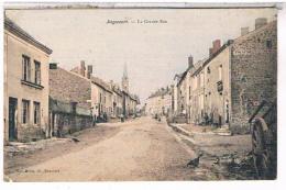 08  ANGECOURT  LA  GRANDE  RUE    BE LL55 - Francia