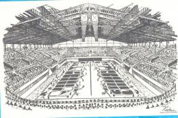 India. Calcuta The 33rd World Table Tennis Championships. Impression Of The Netaji Stadium. - Tennis De Table