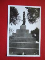 """20 - AJACCIO - """" LE MONUMENT DE NAPOLEON """" - VOYAGEE EN 1942.... - Ajaccio"""
