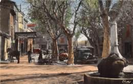 13 - BOUCHES DU RHONE / Grans - Le Cours Aristide Briand - Autres Communes