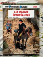 BD Tuniques Bleues - Les Quatre évangélistes - Tome 59 (2015) - Tuniques Bleues, Les