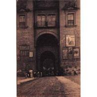 TLDTPA2840-LFTD2978.Tarjeta Postal DE TOLEDO.Edificios Y Personas.Niños Posando Y  LA PUERTA DEL CAMBRON    En TOLEDO - Toledo