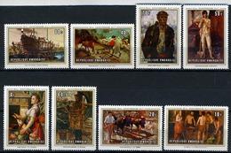 1969 - RWANDA - Catg.. Mi. 359/366 - NH - (SRA3207.10) - Rwanda