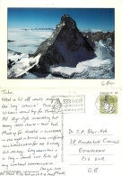 Matterhorn, VS Valais, Switzerland Postcard Posted 1991 Stamp - VS Valais