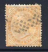 Italy  Sc# 27  Used   1863 - Used