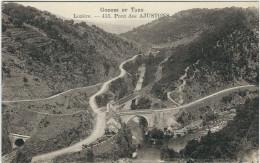 Lozere : Pont Des Ajustons - France