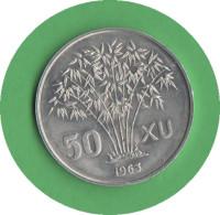 Vietnam Sud 50 Xu 1963 - Vietnam