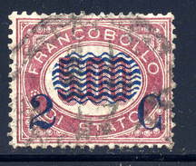 Italy  Sc# 43  Used   1877 - Used
