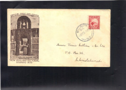 FDC 1935 - FDC