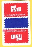 Dos De Carte : Prym Mercerie Kleinvak - Cartes à Jouer Classiques
