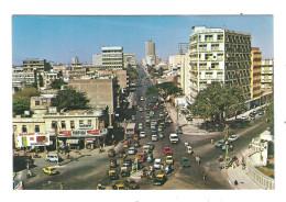 KARACI (PAKISTAN) - I.I. CHUNDRIGAR ROAD - ANIMATA/AUTO - Nuova, Non Viaggiata - In Buone Condizioni. - Pakistan