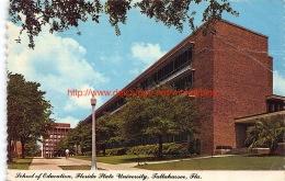 1979 School Of Education, Florida State University, Tallahassee - Etats-Unis