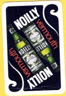 Dos De Carte : Noilly Vermouth Apéro Spiritueux - Cartes à Jouer Classiques
