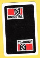 Dos De Carte : Uniroyal Pneus Tyre - Speelkaarten