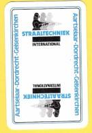 Dos De Carte : Straaltechniek Aartselaar Doordrecht Gelsenkirchen Industrie - Cartes à Jouer Classiques