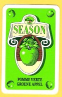 Dos De Carte : Season Pomme Verte Groene Appel Savon Lessive - Speelkaarten