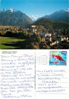 Interlaken, BE Bern, Switzerland Postcard Posted 2002 Stamp - BE Berne