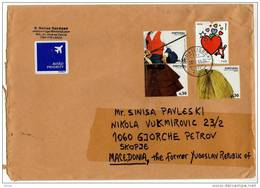 Portugal / Letters / Cover / Letre / Registered Letter - Covers & Documents