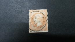 Napoléon III  N° 23 Avec Oblitèration Cachet à Date De MONACO Avec Certificat Italien  TTB - 1862 Napoléon III