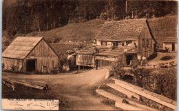 Allemagne - BADE WURTEMBERG - Alte Hauser Im Schwarzwald - Germany