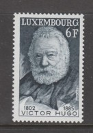 TIMBRE NEUF DU LUXEMBOURG - VICTOR HUGO N° Y&T 893