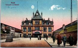 Allemagne - RHENANIE DU NORD - NEUSS - Tellansicht Am Bahnhof - Neuss