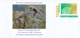 SPAIN, 2016 The World´s Most Endangered Primates, Kipunji (Rungwecebus Kipunji) CR, (Jones Et Al., 2005), Tanzania
