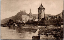 Allemagne - RHENANIE PALATINAT - OBERWESEL - Ruine Schonburg - Oberwesel