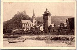 Allemagne - RHENANIE PALATINAT - OBERWESEL - Ruine Schonburg -- - Oberwesel