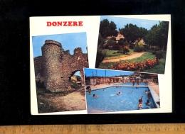 DONZERE Drôme 26 :  Multivues 1972 Piscine - Donzere