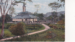 AK Rheinische Mission In Sumatra - Kirche Des Aussätzigendorfes Huta-Salem - 1930 (25947) - Indonesien