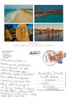 Broome, The Kimberley, Western Australia, Australia Postcard Posted 2012 Stamp - Australië