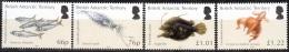 British Antarctic Territory 2016 Vie De L'Océan Antarctique Neuf ** - Territoire Antarctique Britannique  (BAT)