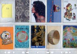 VENEZUELA 9 CARDS - Switzerland