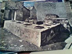 4 CARD ERCOLANO  N1960/70 FV8610 - Ercolano